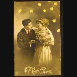 CARTE DE BONNE ANNÉE 1912
