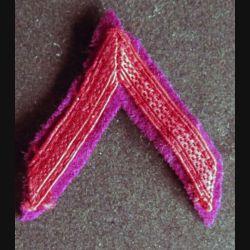 Galon de 1° Classe service santé avec crochets