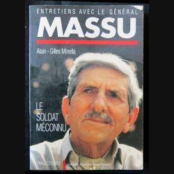 La vraie bataille d'Alger écrit par Jacques Massu aux éditions Plon - F008