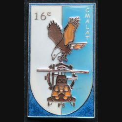 16° CMALAT : 16° compagnie de maintenance de l'aviation légère de l'armée de terre Fabrication IMC