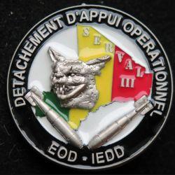 31° RG : EOD - IEDD du 31° régiment du Génie détachement d'appui opérationnel N° 061