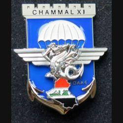 17° RGP 8° RPIMA : DAA 6 du 17° génie parachutiste et du 8° para infanterie de marine Chammal XI fabrication IMC