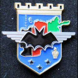 17° RGP : Détachement DETFOS 6 du 17° régiment du génie parachutiste fabrication IMC