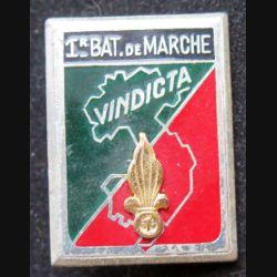 1° REI : 1° Bataillon de marche VINDICTA du 1° régiment étranger d'infanterie Drago réédition R 89