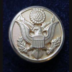 bouton d'uniforme de l'US Army Force diamètre 1,6 cm