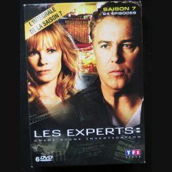 DVD : LES EXPERTS l'intégrale de la Saison 7 6 DVD (C209)
