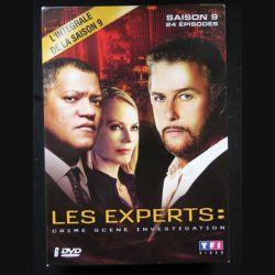DVD : LES EXPERTS l'intégrale de la Saison 9 6 DVD (C209)