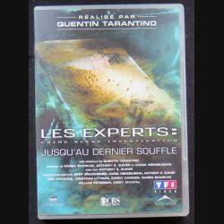 DVD : LES EXPERTS jusqu'au dernier souffle 1 DVD (C209)