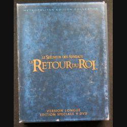 DVD : Le Seigneur des anneaux Le retour du Roi version longue (4 DVD) (C209)