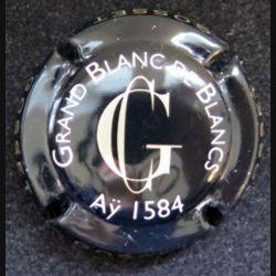 Capsule Muselet de bouteille de champagne Gosset Grand Blanc de Blancs (L6)