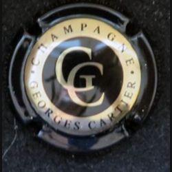 Capsule Muselet de bouteille de champagne Georges Cartier (L7)