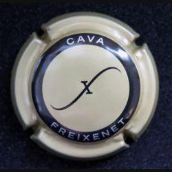 Capsule Muselet de bouteille de Cava Freixenet (L7)