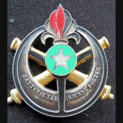 BSPL : batterie saharienne portée de la légion étrangère de fabrication A.B Paris manque de peinture dans grenade