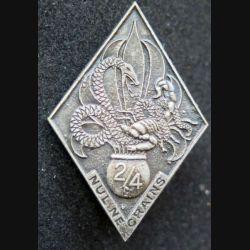 4° REI : 2° bataillon du 4° régiment étranger d'infanterie Drago R 75 tout métal