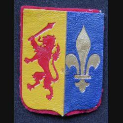 vieil Insigne tissu de l'armée belge