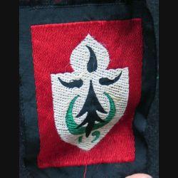 19° DI : insigne tissu de la 19° division d'infanterie