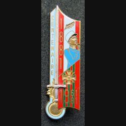 PROMOTION EMIA  : Centenaire 1881 1981 de fabrication Fraisse G.2967
