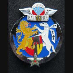 35° RAP : 35° régiment d'artillerie parachiutiste BAT FRA 13 de fabrication Shéli