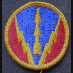 USA : école Antiaérienne et missiles guidés US patch anti aircraft and Guided missile school