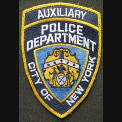 USA : Auxiliary Police department city of New York
