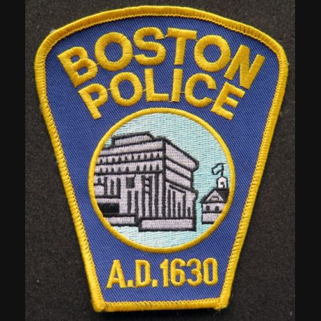 USA : Boston Police A.D.1630