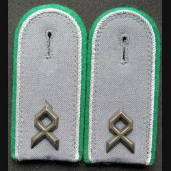 MILITARIA : paire d'épaulettes allemandes