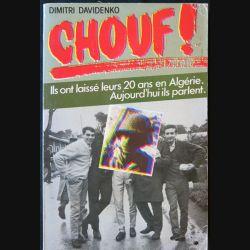 Chouf ! écrit par Dimitri Davidenko aux éditions Encre Editions - F011