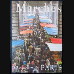 Marchés et foires écrit par Sabine Weiss et Clément Lépidis aux éditions Ace Paris - F012