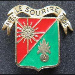 3° REI : 6° compagnie du 3° régiment étranger d'infanterie  fabrication Aixia  R 93
