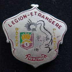 SBPLE : Section de bateaux pliants de la Légion étrangère en Extrême Orient Drago Paris Refrappe 76