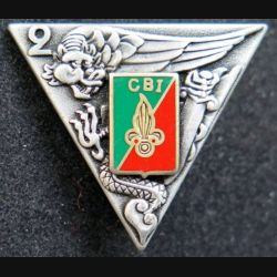 2° REP : compagnie de base et d'instruction du 2° régiment étranger parachutiste de fabrication J.Y.S 2003
