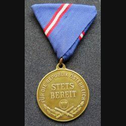 AUTRICHE : médaille de bronze Stets bereit toujours prêts