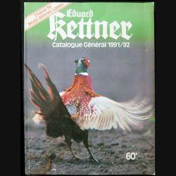 Catalogue Kettner année 1991 - 1992