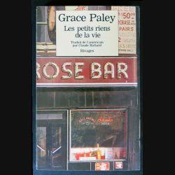 Les petits riens de la vie écrit par Grace Paley aux éditions Rivages - F012