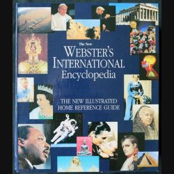 The New Webster's International Encyclopedia aux éditions Trident Press International - F013
