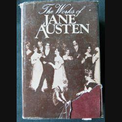 The Works of Jane Austen écrit par Jane Austen aux éditions Sping Books London - F013