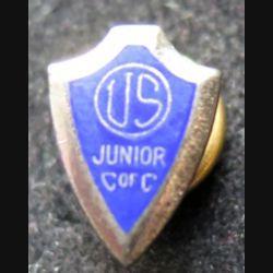 insigne de boutonnière US Junior C of C (chambre de commerce) hauteur 1,3 cm
