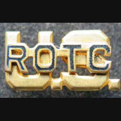 Pin's de l'US ROTC fabrication Meyer New York 2 cm de large
