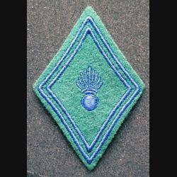 LOSANGE DE BRAS MODÈLE 45 : train parachutiste troupe