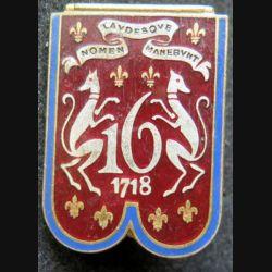 16° RD : 16° régiment de dragons de fabrication Drago Paris