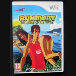 Jeu pour console WII Runaway The Dream of the turtle (C208)