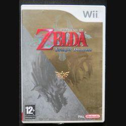 Jeu pour console WII The Legend if Zelda Twilight Princess (C208)