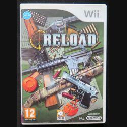 Jeu pour console WII Reload (C208)