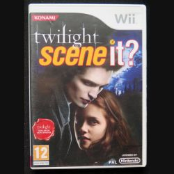 Jeu pour console WII Twilight Scene it ? (C208)