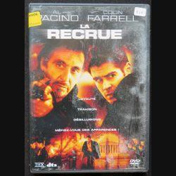 DVD : La Recrue avec Al Pacino et Colin Farrell (C208)