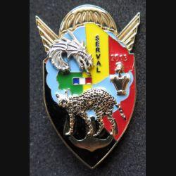 17° RGP : 2° compagnie du 17° régiment du génie parachutiste Serval 2013 Fabrication IMC