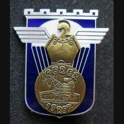 17° RGP : 17° régiment du génie parachutiste GERER de fabrication G & P