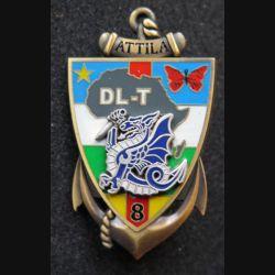 8° RPIMA : 8° Régiment parachutiste d'infanterie de Marine ATTILA DL-T SANGARIS RCA 2013-2014 JYS n° 094