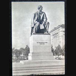 Carte postale Monument de Léningrad N. G. Chernyshevsky 1947