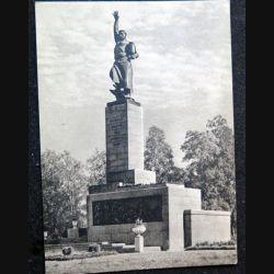 Carte postale Monument de Léningrad victimes du 9 janvier 1905